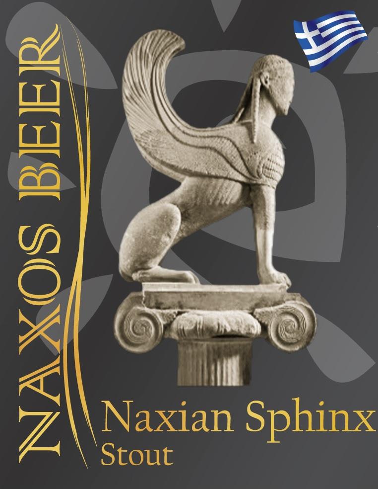Naxian Sphinx Stout